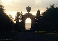 Angel Arch by Craig Nicholson. (See Inspiring Photos link in margin.)